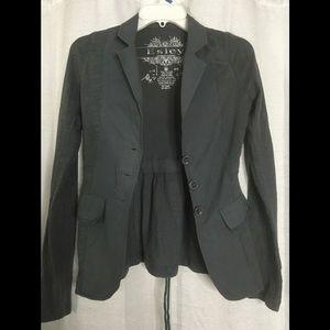 Easley dark olive size small blazer